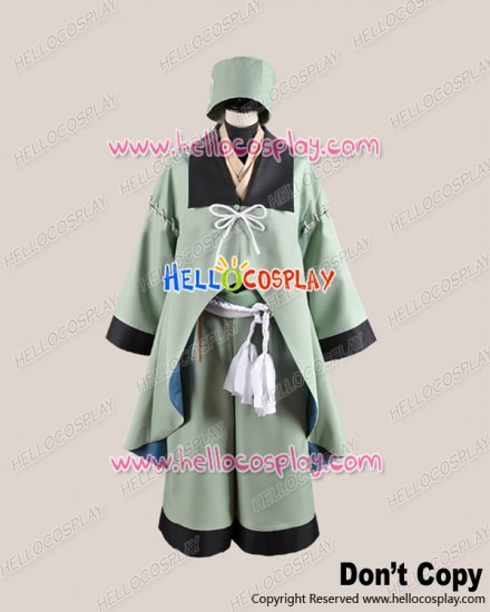 Brave Ten Cosplay Sasuke Sarutobi Ancient Costume