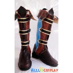Tartaros OL Cosplay Cromodo Boots