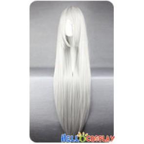 Gugure Kokkuri-san Kokkuri-san Cosplay Wig White