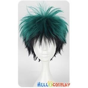 My Hero Academia Cosplay Izuku Midoriya Cosplay Wig