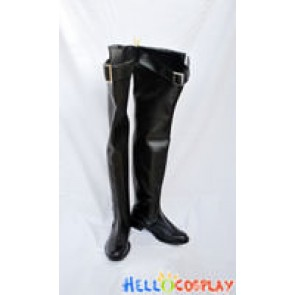 Togainu No Chi Cosplay Shoes EMMA Boots