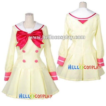 HeartCatch PreCure Cosplay School Girl Dress