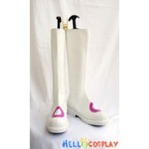 Puella Magi Madoka Magica Cosplay Kyubey Boots