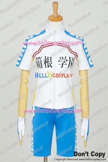 Yowamushi Pedal Cosplay Sangaku Manami Hakone Academy High School Racing Uniform Costume