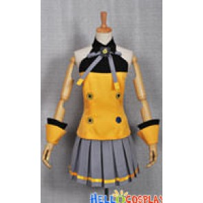 Vocaloid 3 Cosplay SeeU Costume See You Dress