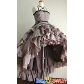 Vocaloid 2 The Seven Deadly Sins Luka Megurine Dress