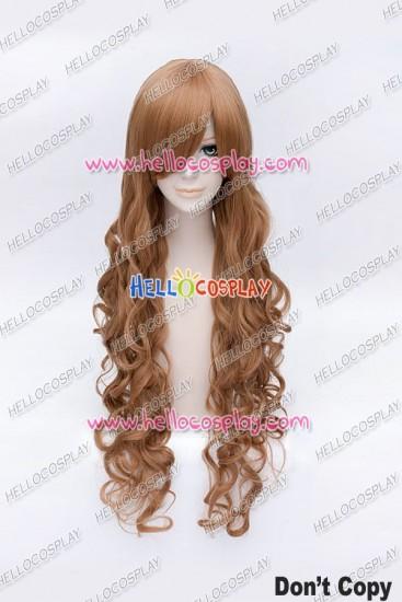 Toradora Taiga Aisaka Cosplay Wig