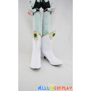 Magic Knight Rayearth Cosplay Shoes Fuu Hououji Shoes