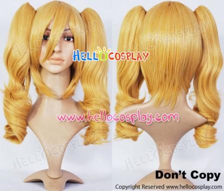 Black Butler Cosplay Elizabeth Middleford Goldenrod Wig