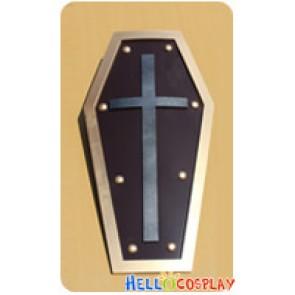 Dragon Nest Cosplay Cleric Hyakki Shield Weapon Prop