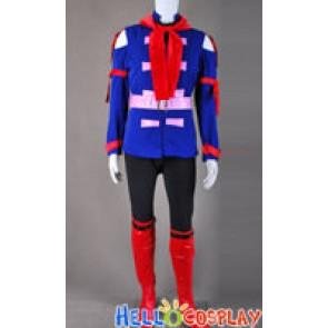 Skies of Arcadia Vyse Cosplay Costume Uniform