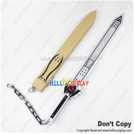 Akame Ga Kill Cosplay Tatsumi Sword