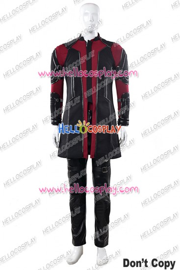 Avengers Age Of Ultron Clint Barton Hawkeye Cosplay Costume
