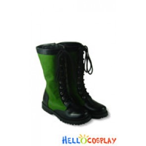 Black Lagoon Cosplay Shoes Lavera Boots