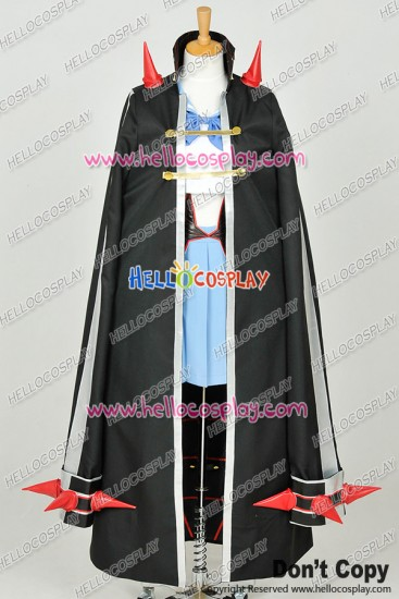 Kill La Kill Cosplay Mako Mankanshoku Uniform Costume