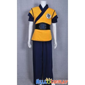 DBZ Dragon Ball Z Cosplay Goku Costume