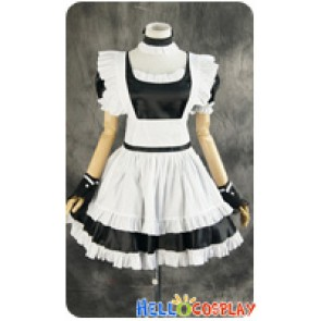 Maid Dress Cosplay Classical Maid Girl Dress Costume