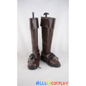 Axis Powers Hetalia Cosplay Shoes Austria Seven Years' War Ver Boots