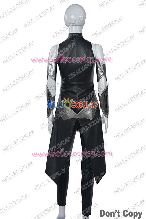 ... X Men Apocalypse Storm Cosplay Costume Outfit ...  sc 1 st  Hello Cosplay & X Men Apocalypse Storm Cosplay Costume Outfit Full Set