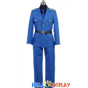Hetalia Axis Powers Italy Military Uniform
