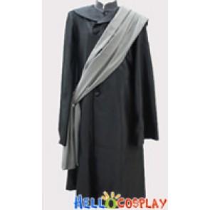 Black Butler Cosplay Costume Undertaker Coat