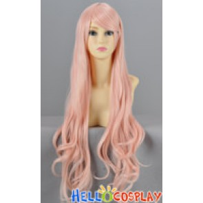 Powder Pink Cosplay Curly Wig