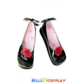 Rozen Maiden Coplsay Shinku (Reiner Rubin) Boots Shoes