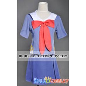 Future Diary Cosplay Yuno Gasai Costume