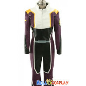 Athrun Zala Mobile Suit Uniform From Gundam Seed Destiny