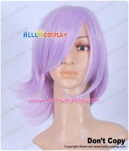Un-Go Inga Cosplay Wig