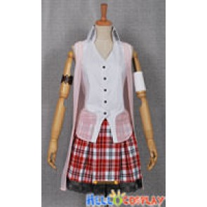 Final Fantasy XIII Cosplay Serah Farron Dress