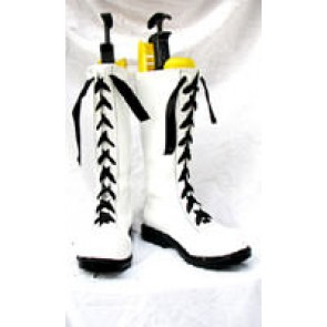 Black Butler Ciel Phantomhive Cosplay Boots White