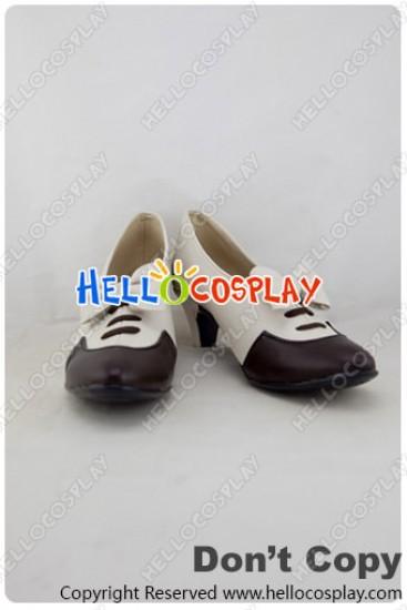 Pandora Hearts Cosplay Ada Bezarius Shoes