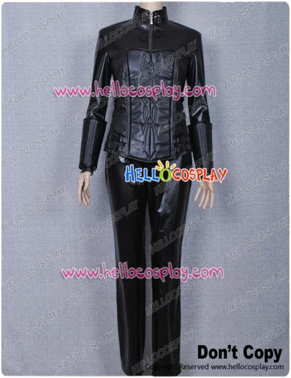 Underworld Selene Cosplay Costume Jacket Pants Corset