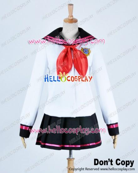 Brothers Conflict BroCon Cosplay Ema Asahina Hinata Uniform Costume