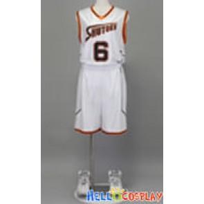 Kuroko's Basketball Cosplay Shutoku High Basketball Uniform