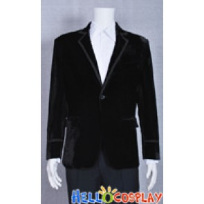 The Third Doctor Costume 3rd Dr Jon Pertwee Suit
