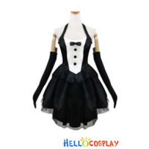 Angel Feather Cosplay Swallowtail Rabbit Girl Dress Costume