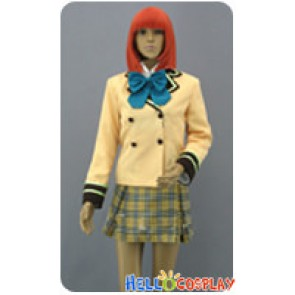 PreCure Cosplay Winter School Girl Uniform Costume