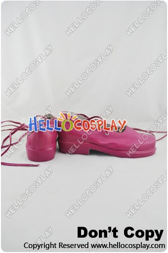 Is This a Zombie Haruna cosplay shoes boots