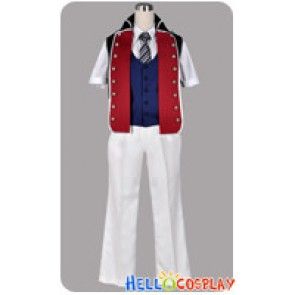 Primo Passo Kiniro No Corda 3 Cosplay Tohgane Chiaki Costume School Uniform