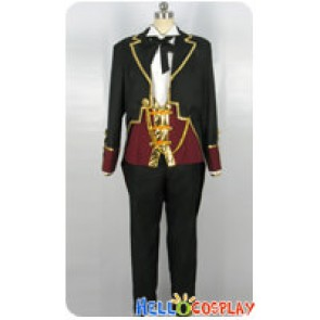 BlazBlue Cosplay Valkenhayn R Helling Uniform Costume