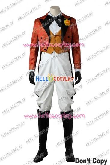 Gotham The Joker Jerome Valeska Cosplay Costume