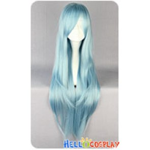 Sword Art Online Asuna Yuuki Cosplay Wig Light Blue