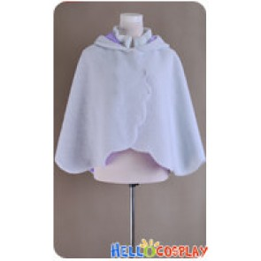 Vocaloid 2 Cosplay Hatsune Miku Rabbit Cloak Cape
