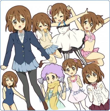 K-On Yui Hirasawa Cosplay Dress