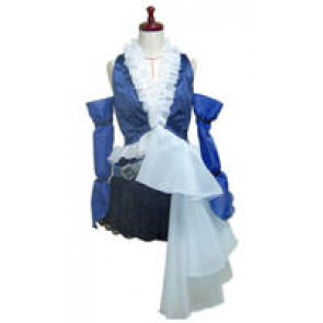 Final Fantasy XII 12 Yuna Dress Cosplay Costume