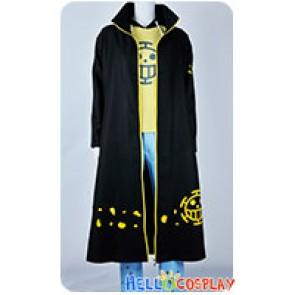 One Piece Cosplay Trafalgar Law Full Set Costume