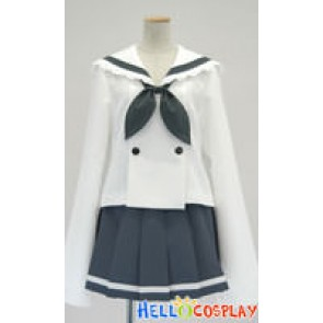 Lucky Star Cosplay Lucky Channel Akira Kogami Costume
