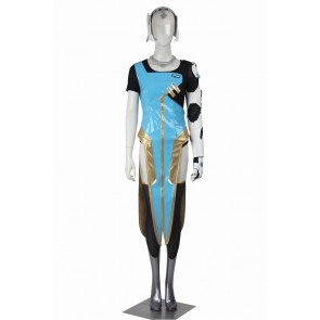 Overwatch Symmetra Cosplay Costume Uniform